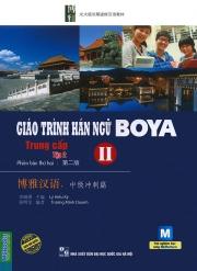 Giáo trình Hán ngữ Boya trung cấp tập 2 (nghe qua app)