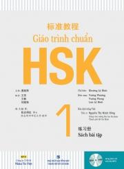 Giáo trình chuẩn HSK 1 - Sách bài tập (kèm CD)
