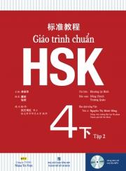 Giáo trình chuẩn HSK 4 - Tập 2 (kèm CD)