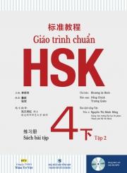 Giáo trình chuẩn HSK 4 - Tập 2 - Sách bài tập (kèm CD)