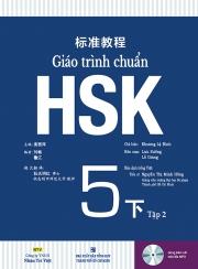 Giáo trình chuẩn HSK 5 - Tập 2 (kèm CD)