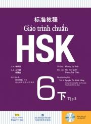 Giáo trình chuẩn HSK 6 - Tập 2 (kèm CD)