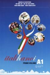 Giáo trình tiếng Ý dành cho người Việt Italihanoi - Primo Volume A1 (kèm CD)
