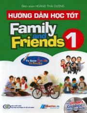 Hướng dẫn học tốt Family and Friends 1 (kèm CD)