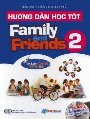 Hướng dẫn học tốt Family and Friends 2 (kèm CD)