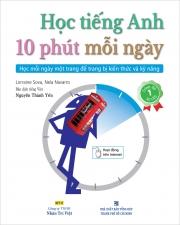 Học tiếng Anh 10 phút mỗi ngày - Trình độ sơ cấp (kèm CD)