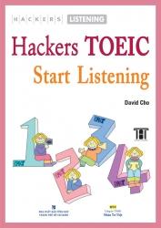 Hackers TOEIC Start Listening (kèm CD)