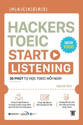 Hackers TOEIC - Start Listening (nghe qua QR)