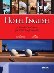 Hotel English - A Hands-On Course for Hotel Professionals (kèm CD)