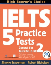 IELTS 5 Practice Tests - General Set 2
