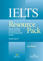 IELTS Resource Pack (kèm CD)