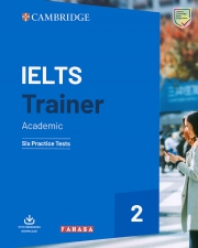 IELTS Trainer 2 - Academic (kèm code online)