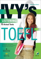 IVY's TOEFL iBT Listening: 15 Actual Tests (kèm CD)