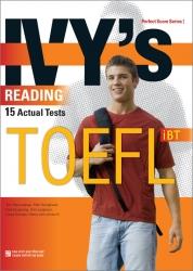 IVY's TOEFL iBT Reading: 15 Actual Tests