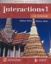 Interactions 1 - Grammar (Silver Edition)