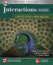 Interactions Access - Listening / Speaking (Silver Edition)