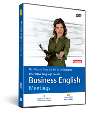 Interactive Language Course: Business English - Meetings (kèm CD)