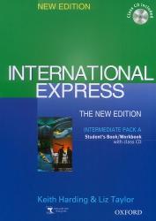 International Express - Intermediate pack A (kèm CD)