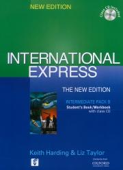 International Express - Intermediate pack B (kèm CD)