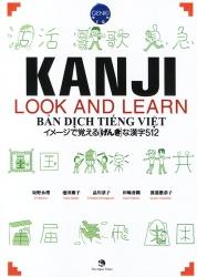 Kanji Look & Learn - Bản dịch tiếng Việt
