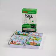 Katchup Flashcard TOEFL hộp A - Best Quality (nhiều màu)