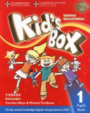 Kid's Box 1 - 2nd edition - Pupil's Book