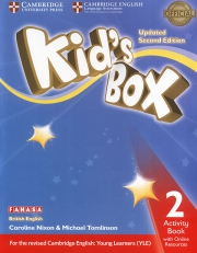 Kid's Box 2 - 2nd edition - Activity Book