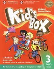 Kid's Box 3 - 2nd edition - Pupil's Book