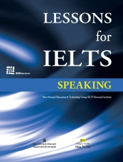 Lessons For IELTS: Speaking (kèm CD)
