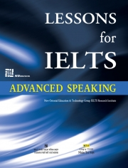 Lessons for IELTS: Advanced Speaking (kèm CD)