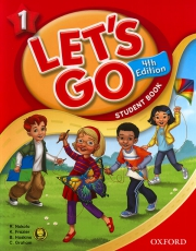 Let's go 1 - 4th edition - Student Book