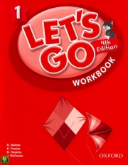 Let's go 1 - 4th edition - Workbook