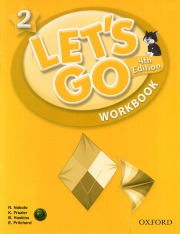 Let's go 2 - 4th edition - Workbook