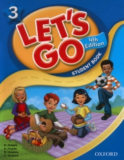 Let's go 3 - 4th edition - Student Book