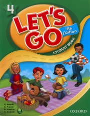 Let's go 4 - 4th edition - Student Book