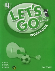 Let's go 4 - 4th edition - Workbook