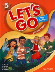 Let's go 5 - 4th edition - Student Book