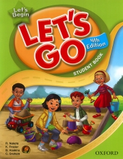 Let's go Let's begin - 4th edition - Student Book