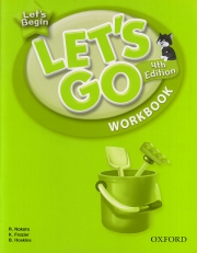 Let's go Let's begin - 4th edition - Workbook