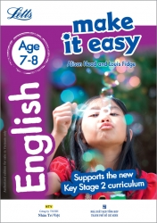 Letts Make it Easy – English Age 7-8