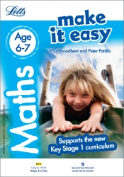 Letts Make it Easy – Maths Age 6-7