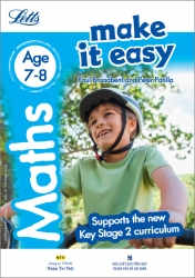 Letts Make it Easy – Maths Age 7-8