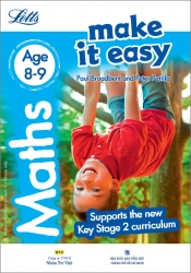 Letts Make it Easy – Maths Age 8-9