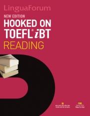 LinguaForum Hooked On TOEFL iBT Reading - New Edition (kèm CD)