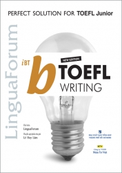 LinguaForum TOEFL iBT b-Writing (kèm CD)