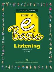 LinguaForum TOEFL iBT e Basic - Listening