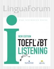 LinguaForum TOEFL iBT i-Listening - New Edition (kèm CD)
