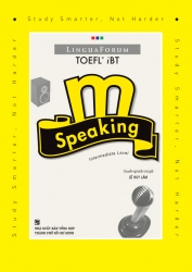 LinguaForum TOEFL iBT m-Speaking