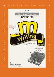 LinguaForum TOEFL iBT m-Writing (kèm CD)