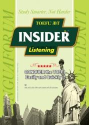 TOEFL iBT Insider Listening